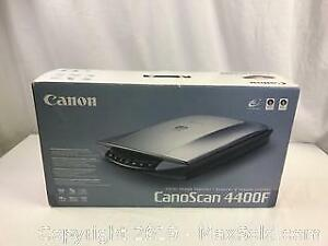Canon CanoScan 4400F Flatbed Colour Scanner