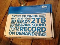 SKY+HD 2TB Box *Brand news still in box - never been used*