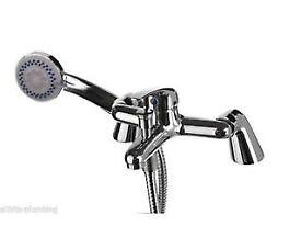 New Bath Mixer tap. Single lever moxer tap modern design.