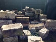 Sandstone building blocks Kingswood 2747 Penrith Area Preview