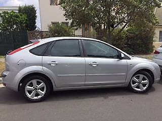 Ford Focus Car - Silver - 2006