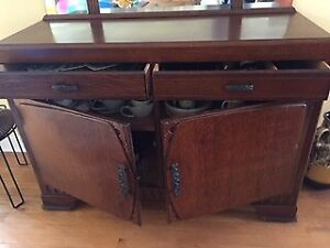 Buffet with mirror (1940's)