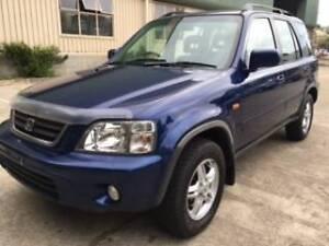 2000 Honda CRV Sport in Manual 4X4 go Bush go Beach! East Brisbane Brisbane South East Preview