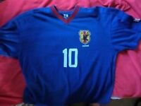 Japan Football/Soccer Shirt *Size L* (ORIGINAL)