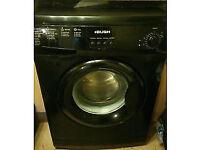 Bush F721QB 7kg 1200 Spin Black A+ Rated Washing Machine 1 YEAR GUARANTEE FREE FITTING