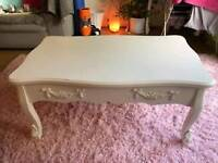 Beautiful French style coffee table