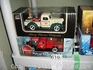Canadian Tire Collectible Trucks A