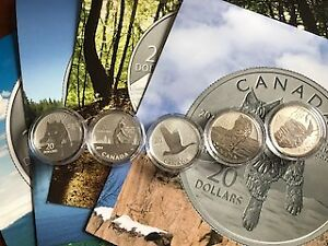 RCM $20 for $20 coins