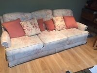FREE Sofa 3 seat and 1 armchair