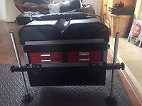 Fishing Seat Box (Red)