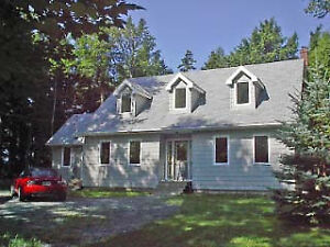 Waterfront 3 Bedroom Cape Cod House for Rent