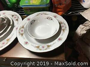 Menuet China from Poland. A