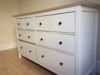 Ikea Hemnes Bedroom Drawer Unit