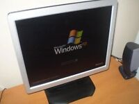 17 inch PC monitor