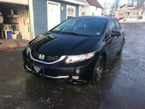 2014 HONDA CIVIC TOURING FULLY LOADED!
