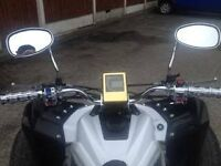 Like new Jinling Quad Bike - 2014 only 680 miles on the clock