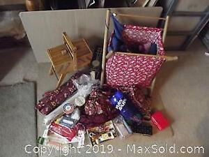 Sewing and Knitting Lot