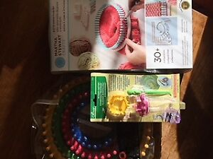 Brand New Various Knitting Hoops/ Looms
