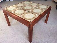 G plan coffee table