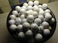 Used Callaway Golf Balls x 200 & 100 other mixed balls