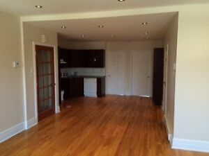 4 1/2 located on the upper level on manning in verdun