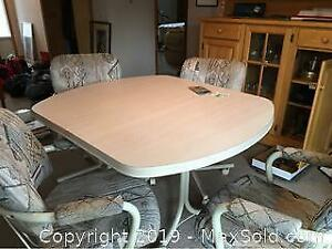Kitchen Table And Chairs C