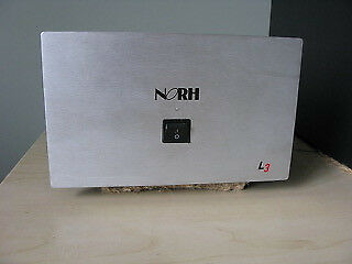 Norh Le Amp III 250-watt monoblock amplifiers (x4)