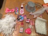 Assorted hen party gear kit
