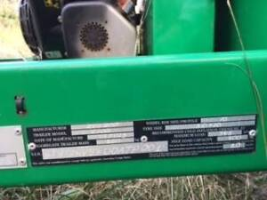 Red roo C100 wood chipper Ryde Ryde Area Preview