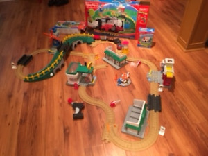 Train Géo Trax de Fisher Price