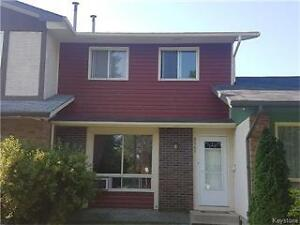 Transcona 3bdr townhouse for rent