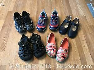 Children Shoes Sizes 8 to 10