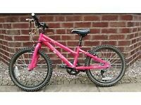Girls Mountain Bike - Dawes 20 Pink