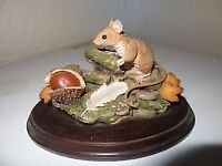 Country Artists Woodmouse and Horse chestnut