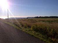 Large Beautiful Waterfront lot with Spectacular Waterview!