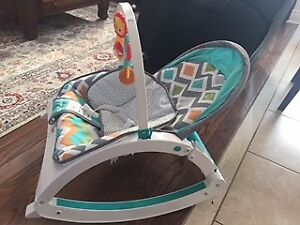 Adjustable Baby Bouncer as good as new