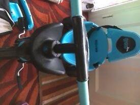 Injusa Free Blue Kids Trike