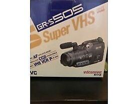 JVC GR-S505 camcorder kit. GR-S505,