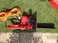 Top Craft KSI 2000 Electric chainsaw