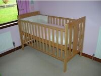 John Lewis Abby Cot Bed