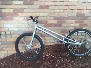 "Echo Trials Push bike 24"" Eltham North Nillumbik Area Preview"