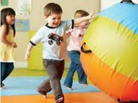 GYMBOREE ROME, Italy looking for Bi-lingual Italian/English kids activity leaders with strong voice