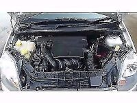 2002-2008 Ford fiesta 1.4 petrol engine complete with,loom,injectors, head, camshaft,pipes . 50k
