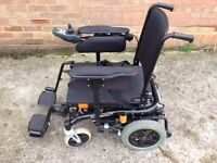 Invacare Spectra XTR Electric Wheelchair with Tilt, Ready to go!