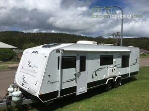 Roma caravan Karuah Port Stephens Area Preview