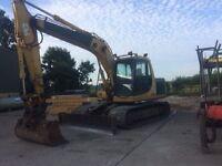 Digger/ Excavator Komatsu PC130-6
