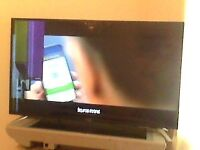 Spares or repair sharp aquos 50 inch lcd tv see details