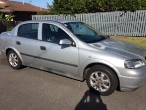 2003 Holden Astra Sedan Bateau Bay Wyong Area Preview