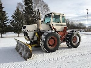 Case 4490 4WD tractor