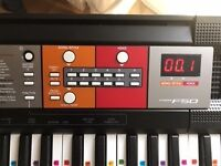 Yamaha PSR-F50 Keyboard, Great Condition, Fully Working
